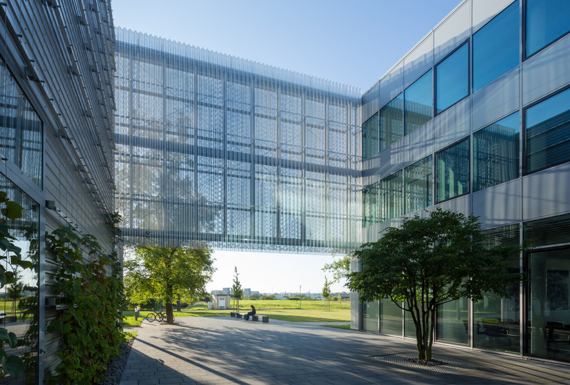 CSP Halle Ben Dieckmann architects