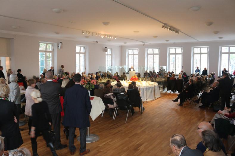 14.10.2016 Hetjens Museum Refurbished