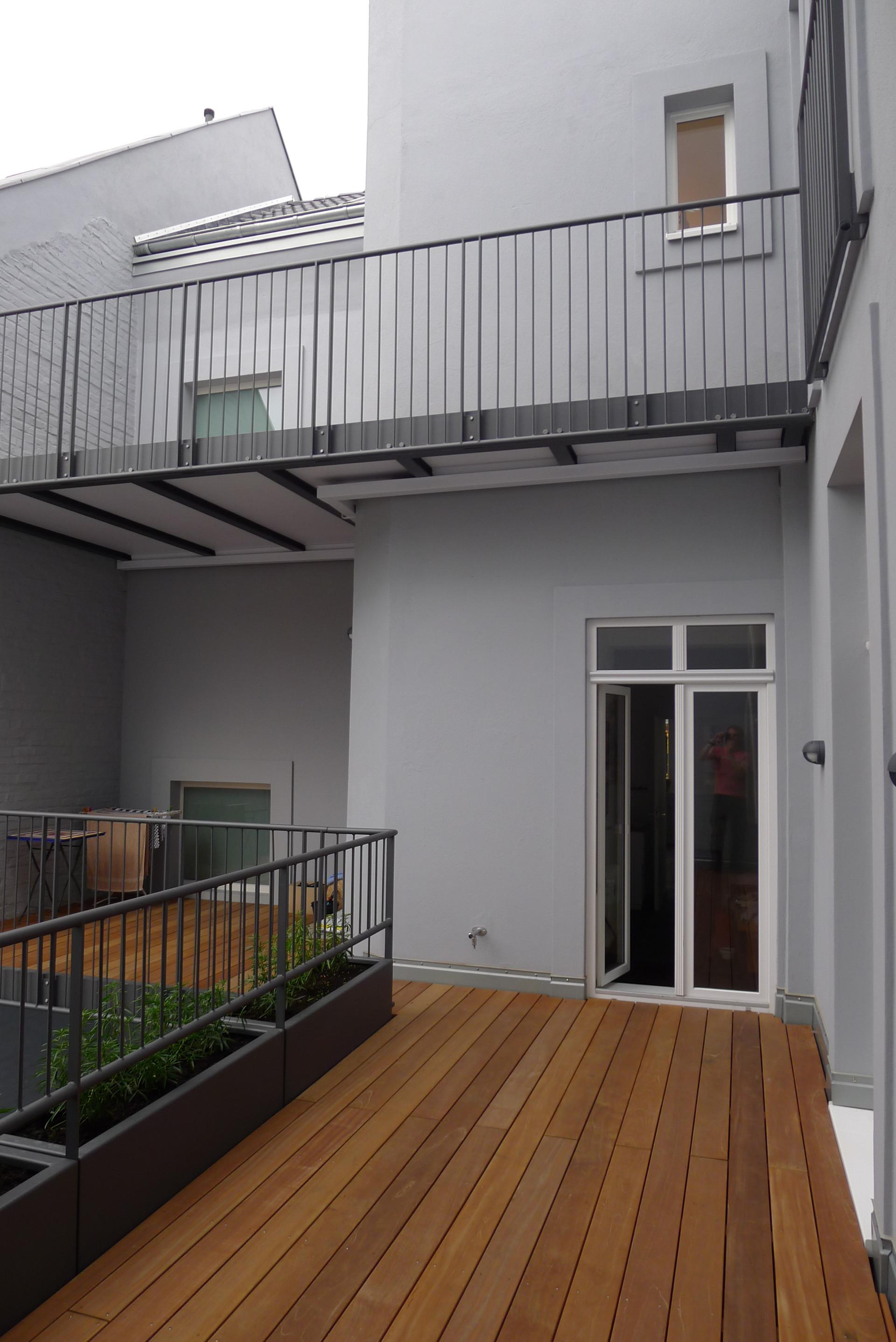 Wohnhaus B 14