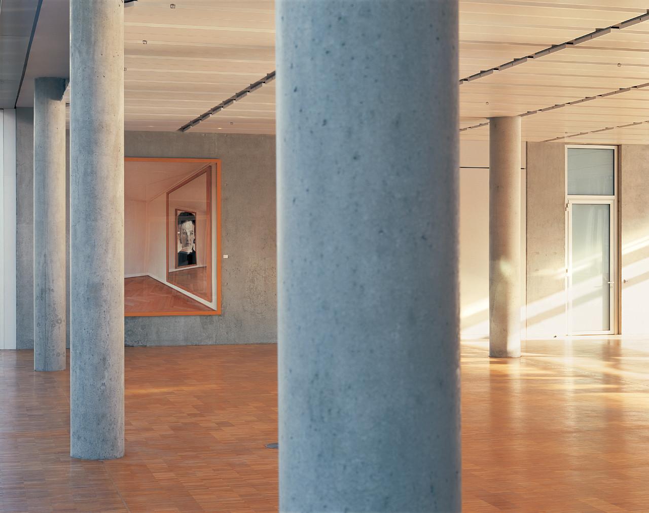 Porsche Dürr Stuttgart Ben Dieckmann architects