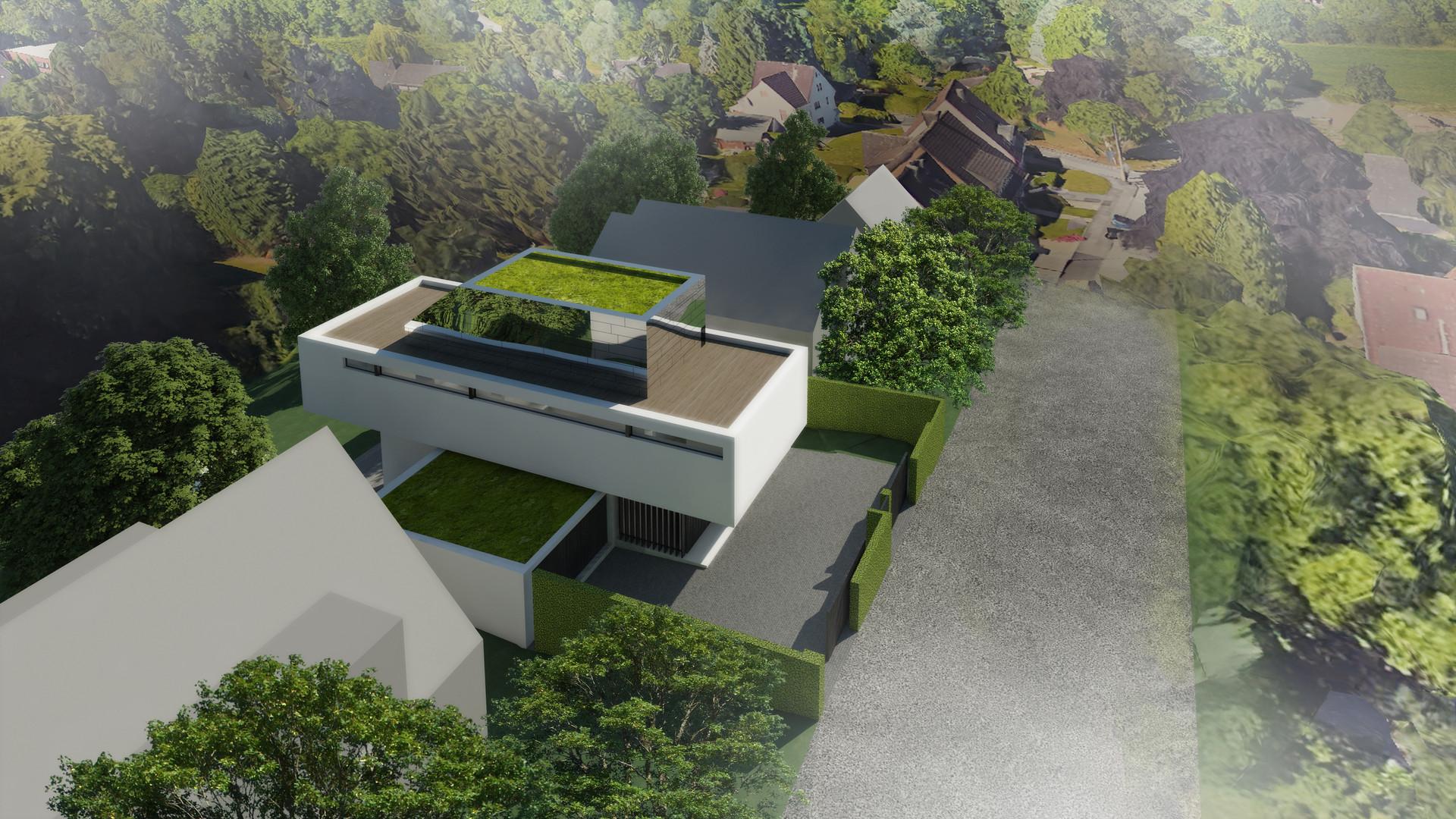 H58 Wohnhaus | Ben Dieckmann architects