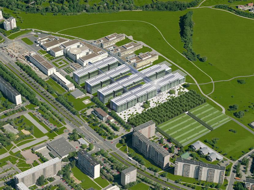 Universitätsklinikum Jena | Ben Dieckmann architects