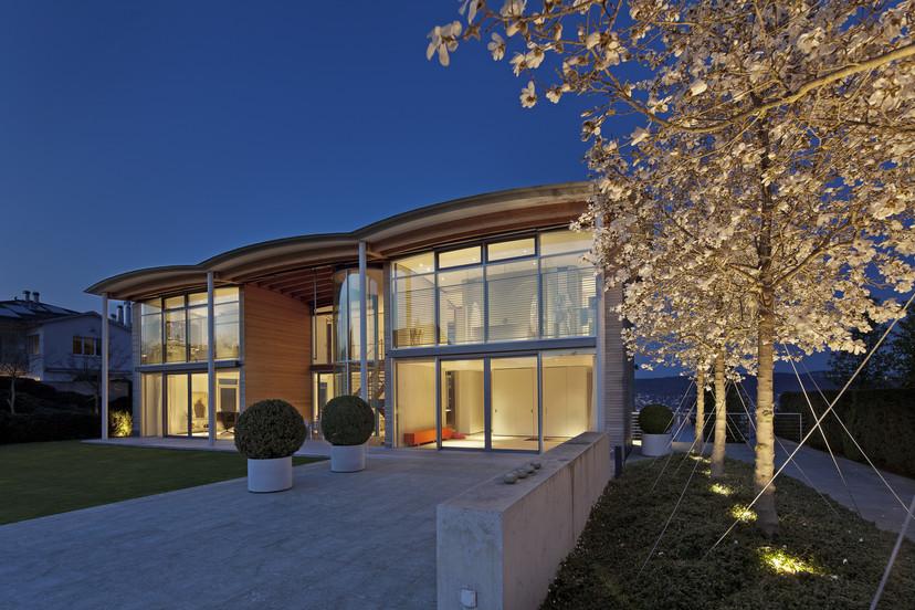 Villa M   Ben Dieckmann architects