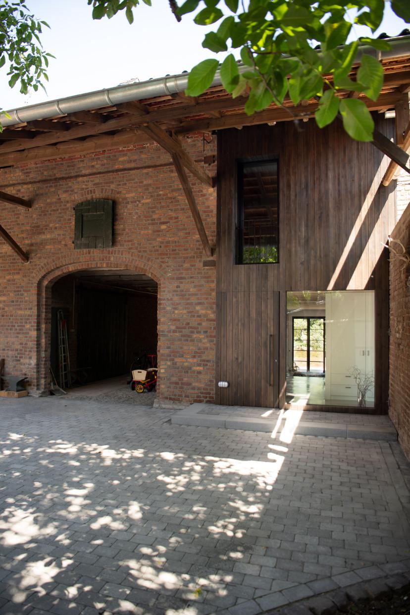 G14 Eingang