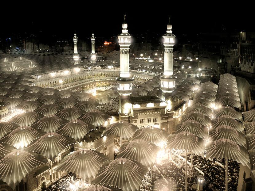 Al Haram Mosque Ben Dieckmann architects