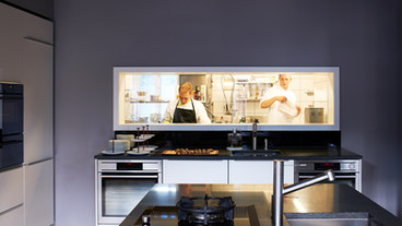 26.02.2019 Anthony's verteidigt Stern / Anthony's defends its Michelin star