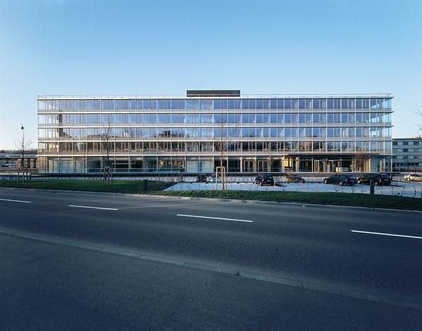 Ben Dieckmann architect Dürr System Porsche Headquarter Stuttgart Germany