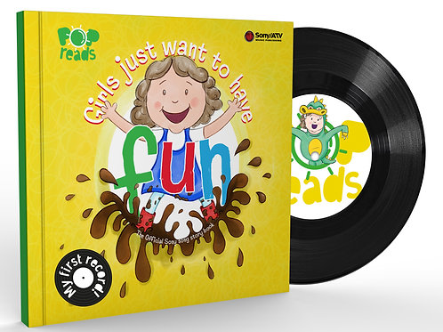Girls just want to have fun - 'My First Record'