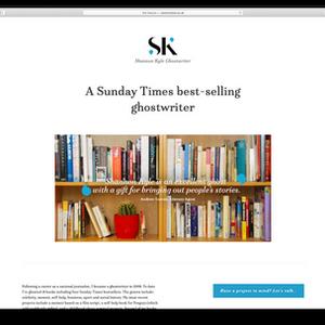 Shannon Kyle - Ghostwriter