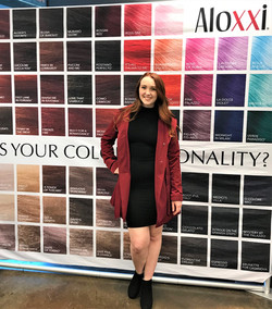 Aloxxi Color & Styling Demo