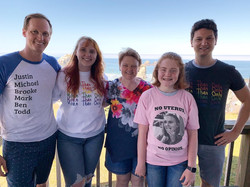 Bjorn Anderson, Beth Dodge, Michelle Leigh, Maggie MacKenzie and Jonathan Miles