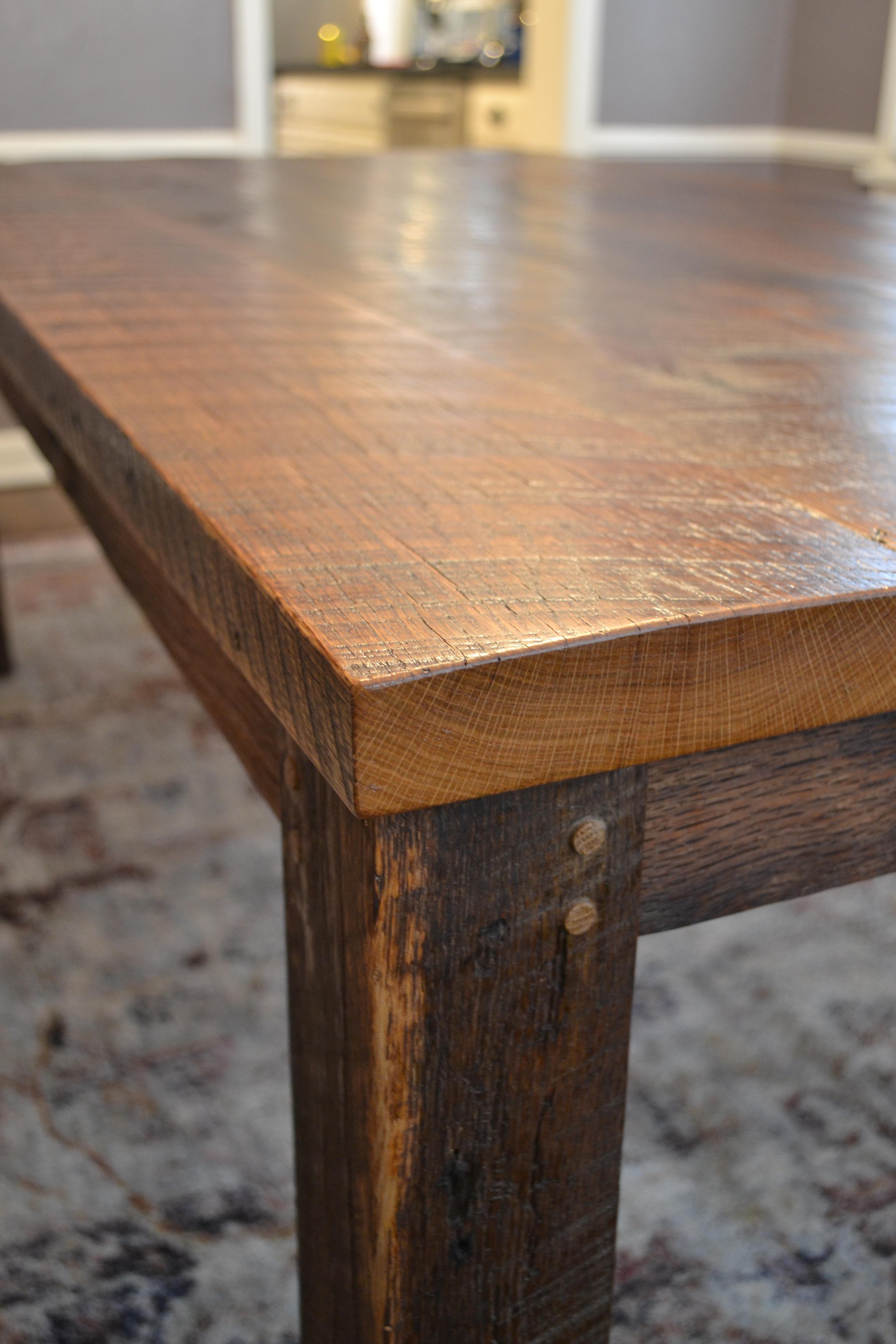 The Daniel Table