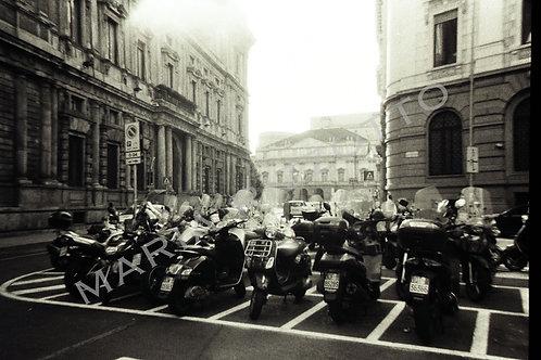 Giro in Vespa