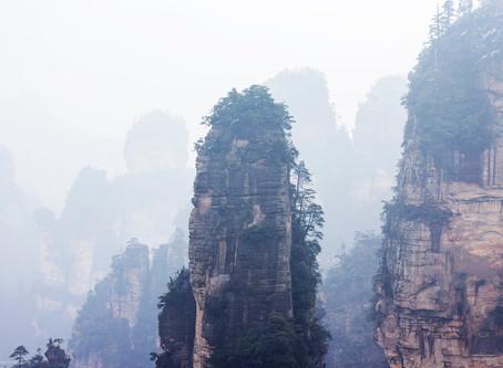 A SMALL CITY OF BIG WONDERS, ZHANGJIAJIE: Trails Through Zhangjiajie National Forest Park