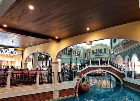Granda Canal Shoppes, Venetian