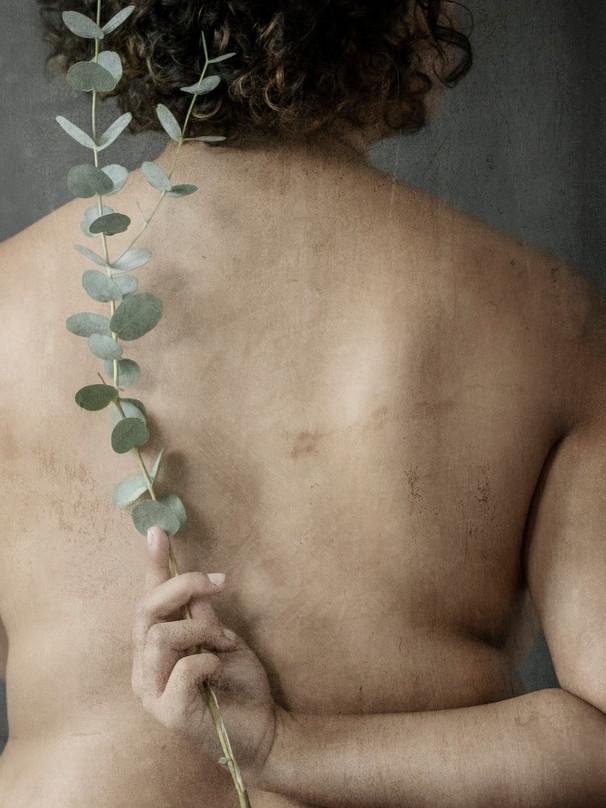 Eucalyptus Fine Art Portrait