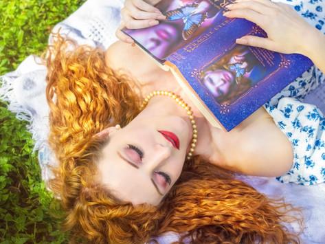 A Romantic Fairytale Photo Shoot