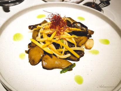 Wujie, Vegan Dinner