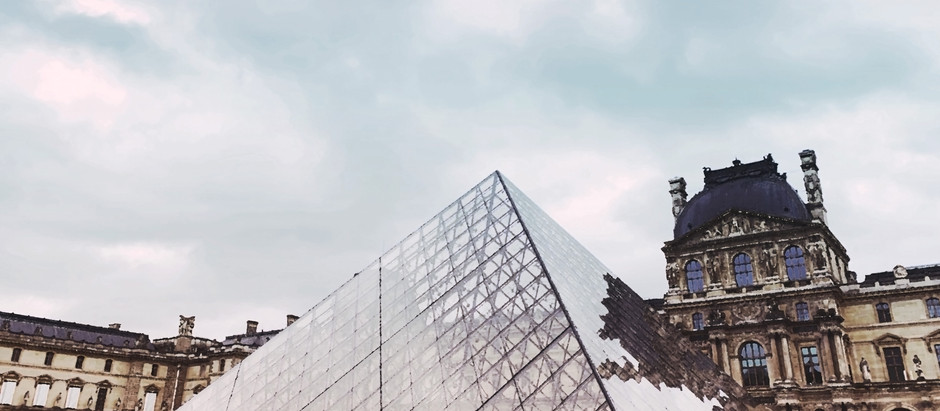 How I Created My Louvre-Inspired Photo Project