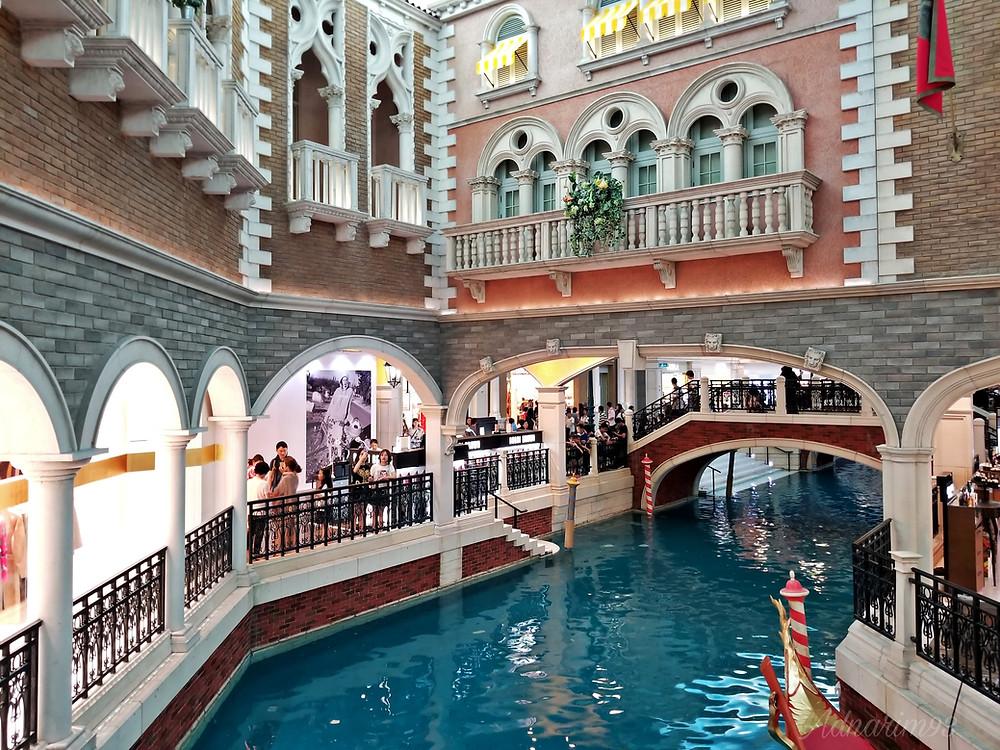 Grand Canal Shops, Venetian, Macau