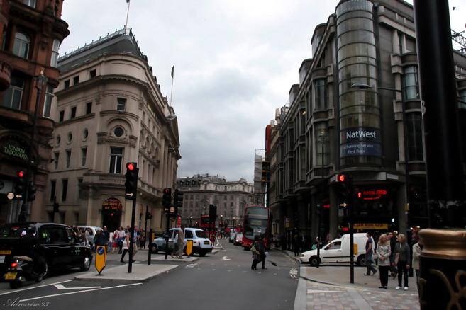 London Intersection