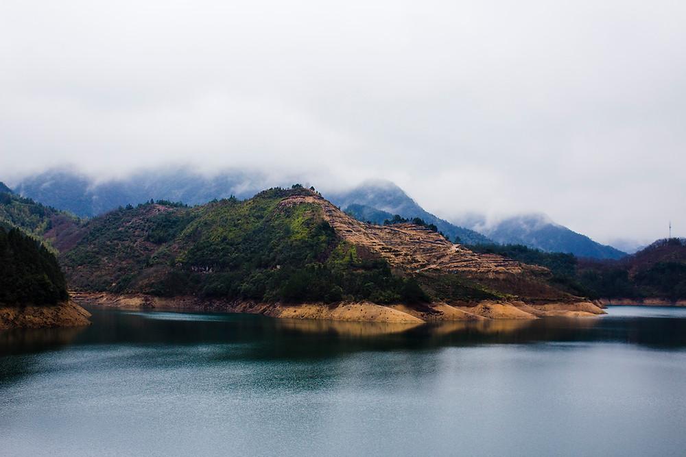 Air Vitamin Mountain Area, Wuyi, China