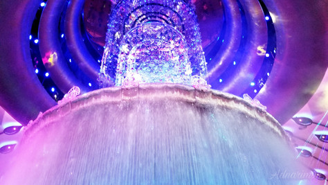Fortune Galaxy Diamond Lobby