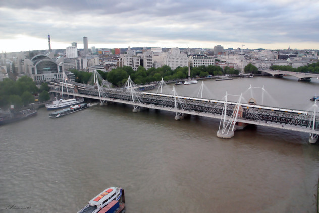 Thames from the Eye