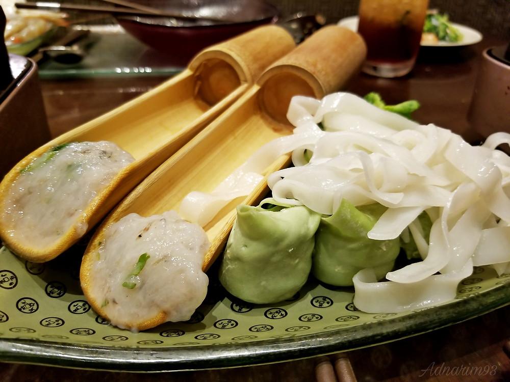 Seafood hotpot, Xin, Macau