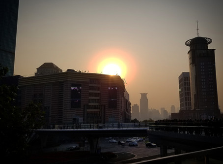 That's Not Done Over Here:  First Impressions after Moving to Shanghai