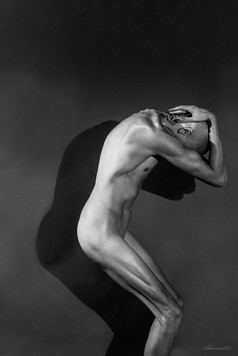 Male Body Sculpted