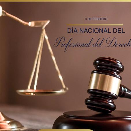 FiscalDom Felicita a los profesionales del derecho de la Republica Dominicana en su día