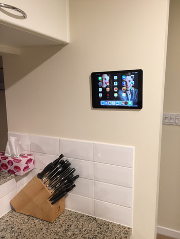 PadTab - Tablet iPad Wall Mount