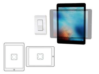 PadTab 2 - iPad Wall Mount