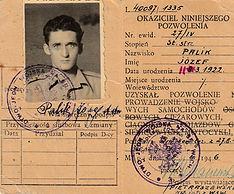 08 Josef Palik Polish driving license 19