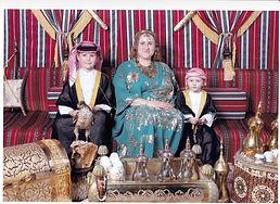 09 Iwona, Kacper and Oliver Dubai 2016.j