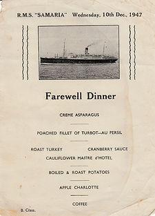 12 Dinner Menu on RMS Samaria 1947.jpg
