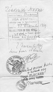 06FrenchvisaissuedBucharest02.11.1939.jp