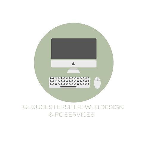 Logo of Gloucestershire Web Design & PC Services