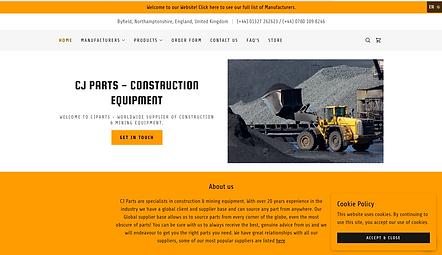 DumpTruck Parts Homepage