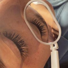 Eyelash Infills done by The Cosmetics Parlour Banbury