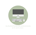 Logo for Gloucestershire Web Design & PC Services
