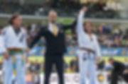 Jérôme Delaigues Jiujitsu Brésilien Claire-France Thévenon Panda Préparateur Champion