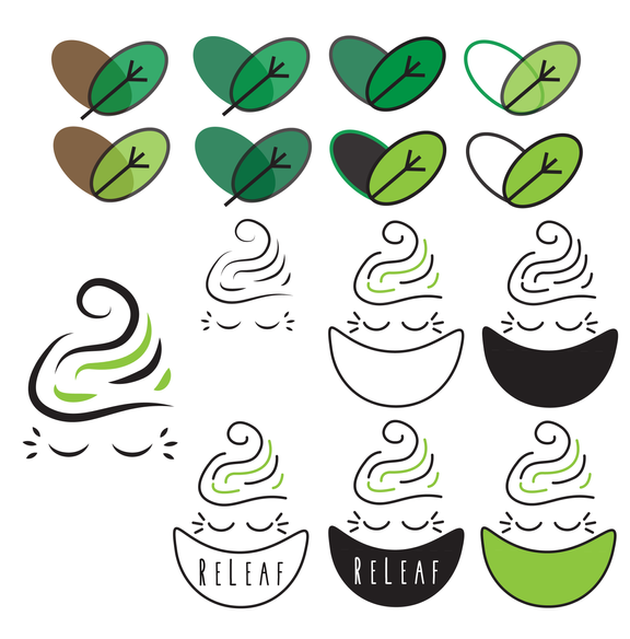 Digital Logo Color Exploration