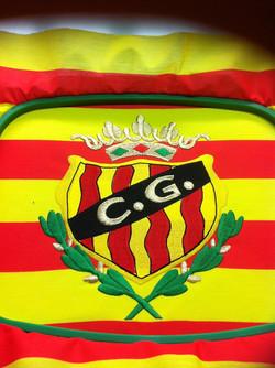 Escut Gimnàstic Tarragona