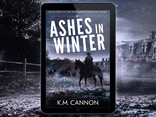Ashes in Winter - October Update