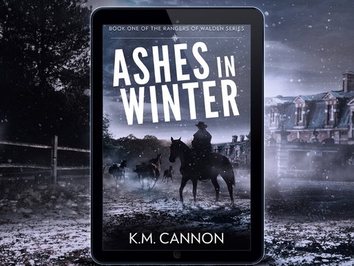 Ashes in Winter - Finally Light at the End of the Tunnel!