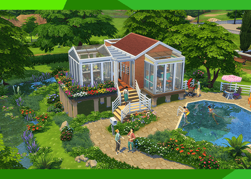 Video Game Review: Sims 4 - Tiny Living