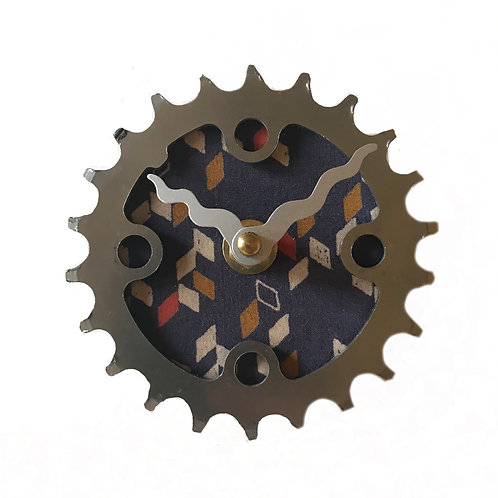Confetti Bicycle Clock |Tiny