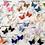 Thumbnail: Clay Butterfly Earrings